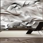 Fototapeta - Abstrakcyjny warkocz