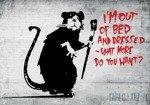 Fototapeta Banksy 2900