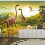 Fototapeta - Dinozaury