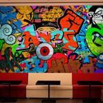 Fototapeta - Graffiti art