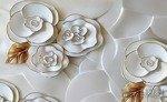 Fototapeta Kwiaty z Porcelany 3687