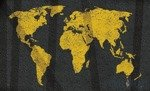 Fototapeta Mapa świata 10000