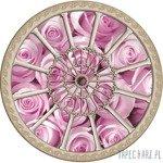 Fototapeta na flizelinie Róże - Rozeta 910